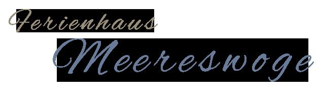 Logo der Ferienwohnungen auf Norderney im Haus Meereswoge